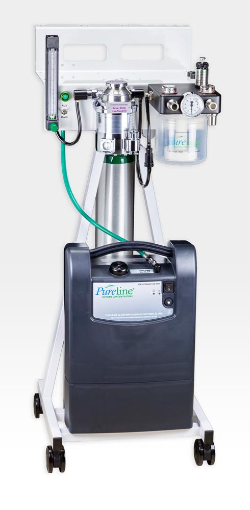 mobile oxygen machine