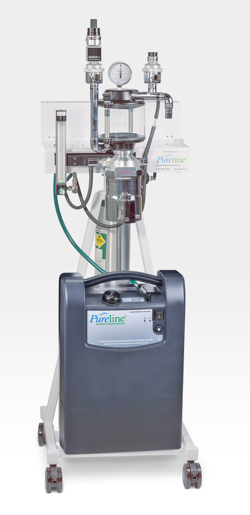 Supera Anesthesia Innovations: Pureline® Oxygen Concentrators